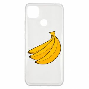 Xiaomi Redmi 9c Case Bunch of bananas