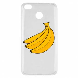 Xiaomi Redmi 4X Case Bunch of bananas