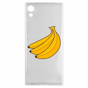 Sony Xperia XA1 Case Bunch of bananas