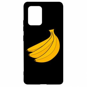 Samsung S10 Lite Case Bunch of bananas