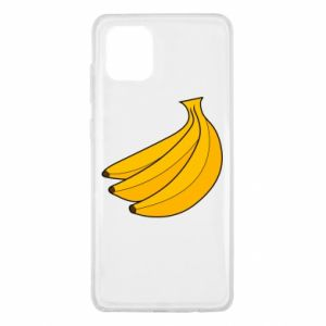 Samsung Note 10 Lite Case Bunch of bananas