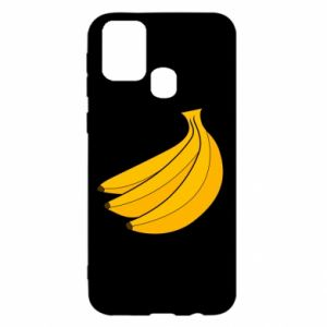 Samsung M31 Case Bunch of bananas