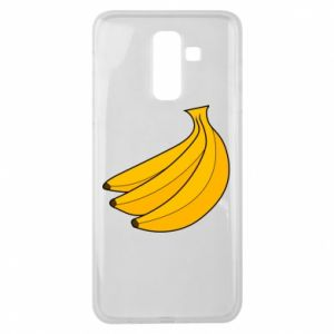 Samsung J8 2018 Case Bunch of bananas