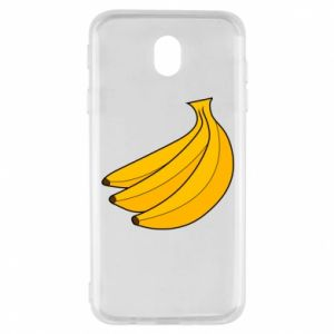 Samsung J7 2017 Case Bunch of bananas