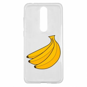 Nokia 5.1 Plus Case Bunch of bananas