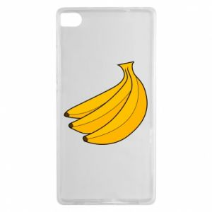 Huawei P8 Case Bunch of bananas