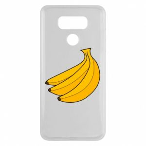 LG G6 Case Bunch of bananas