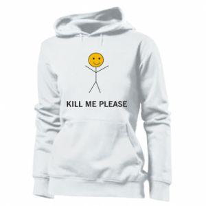 Damska bluza Kill me please