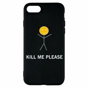 Etui na iPhone 7 Kill me please