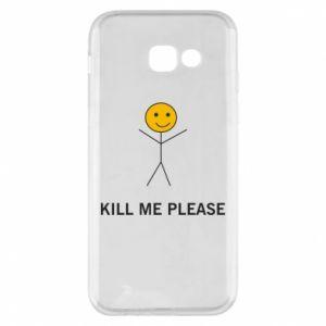 Etui na Samsung A5 2017 Kill me please