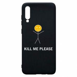 Etui na Samsung A70 Kill me please