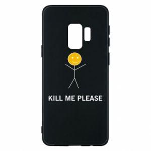 Etui na Samsung S9 Kill me please