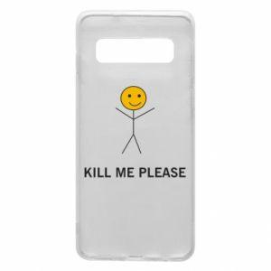 Etui na Samsung S10 Kill me please