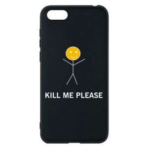 Etui na Huawei Y5 2018 Kill me please