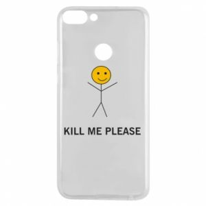 Etui na Huawei P Smart Kill me please