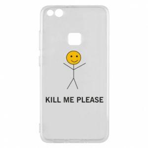 Etui na Huawei P10 Lite Kill me please