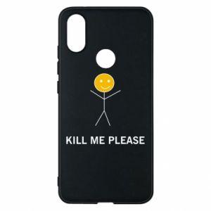 Etui na Xiaomi Mi A2 Kill me please