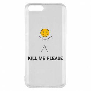 Etui na Xiaomi Mi6 Kill me please