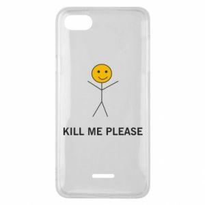 Etui na Xiaomi Redmi 6A Kill me please