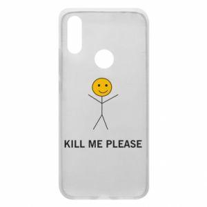 Etui na Xiaomi Redmi 7 Kill me please
