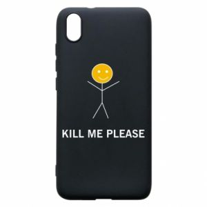 Etui na Xiaomi Redmi 7A Kill me please