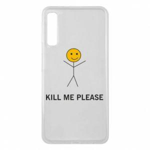 Etui na Samsung A7 2018 Kill me please