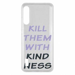 Etui na Xiaomi Mi A3 Kill them with kindness