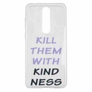 Etui na Nokia 5.1 Plus Kill them with kindness