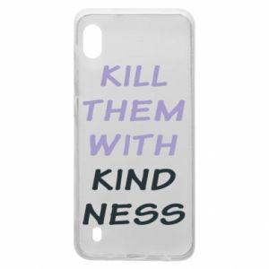 Etui na Samsung A10 Kill them with kindness