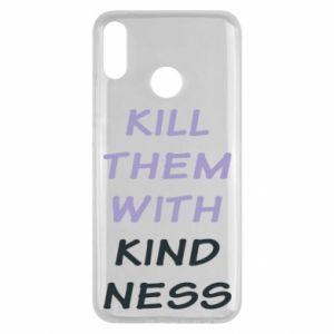 Etui na Huawei Y9 2019 Kill them with kindness