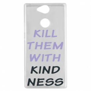 Etui na Sony Xperia XA2 Kill them with kindness
