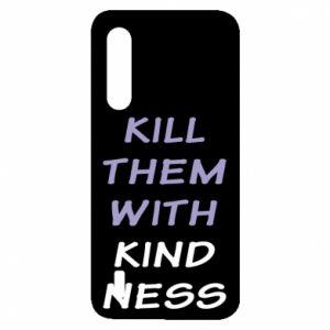 Etui na Xiaomi Mi9 Lite Kill them with kindness