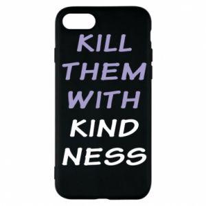 Etui na iPhone 7 Kill them with kindness