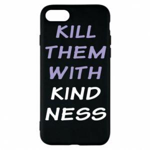 Etui na iPhone 8 Kill them with kindness