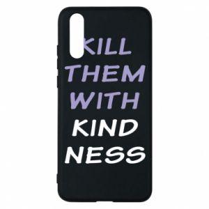 Etui na Huawei P20 Kill them with kindness
