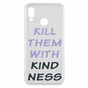 Etui na Huawei P20 Lite Kill them with kindness