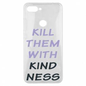 Etui na Xiaomi Mi8 Lite Kill them with kindness
