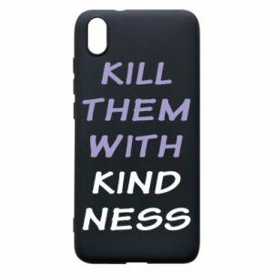 Etui na Xiaomi Redmi 7A Kill them with kindness