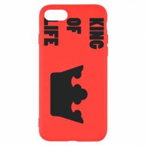 Etui na iPhone SE 2020 King of life