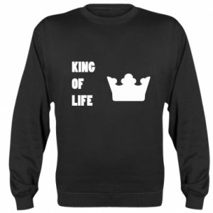 Bluza (raglan) King of life