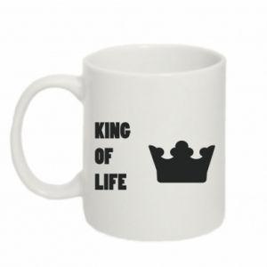Kubek 330ml King of life