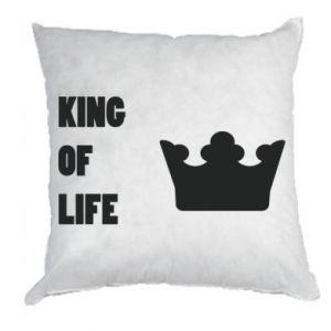 Poduszka King of life