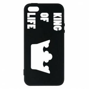 Etui na iPhone 5/5S/SE King of life