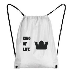 Plecak-worek King of life