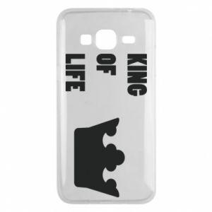 Etui na Samsung J3 2016 King of life