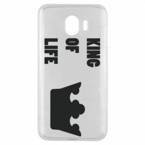 Etui na Samsung J4 King of life