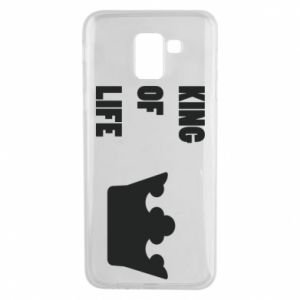 Etui na Samsung J6 King of life