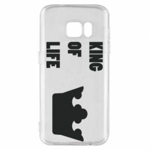 Etui na Samsung S7 King of life