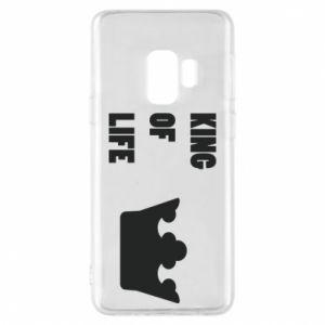 Etui na Samsung S9 King of life