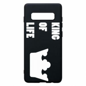 Etui na Samsung S10+ King of life